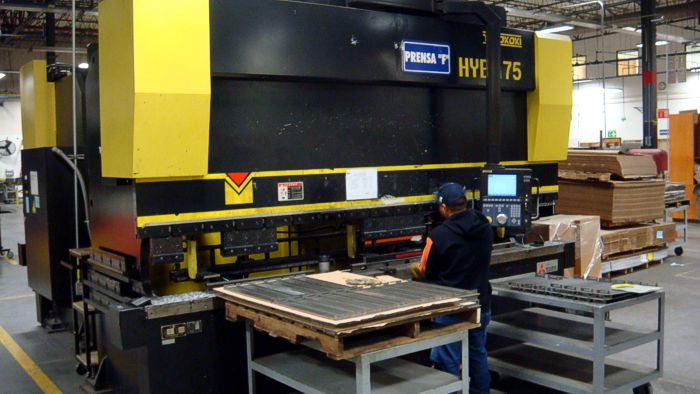 Metal Forming Ace Stamping And Fabrication Racine